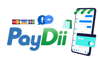 facebook payment paydii ชำระเงิน
