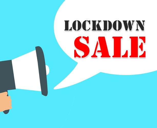 PROMOTION LOCKDOWN SALE2020