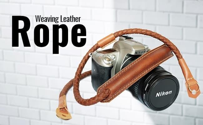 สายกล้อง Rope Weaving
