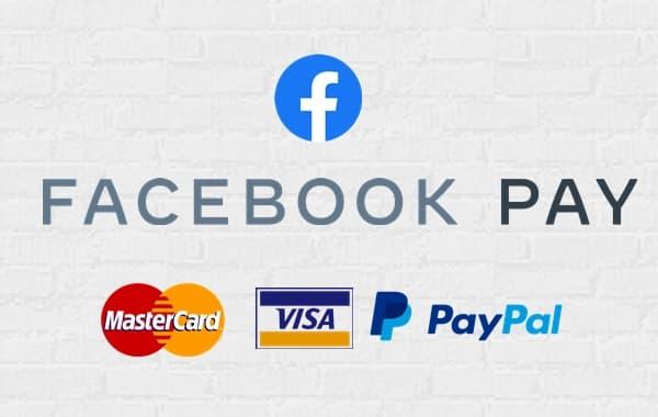 ชำระเงินด้วยบัตรเครดิต ผ่าน Facebook pay