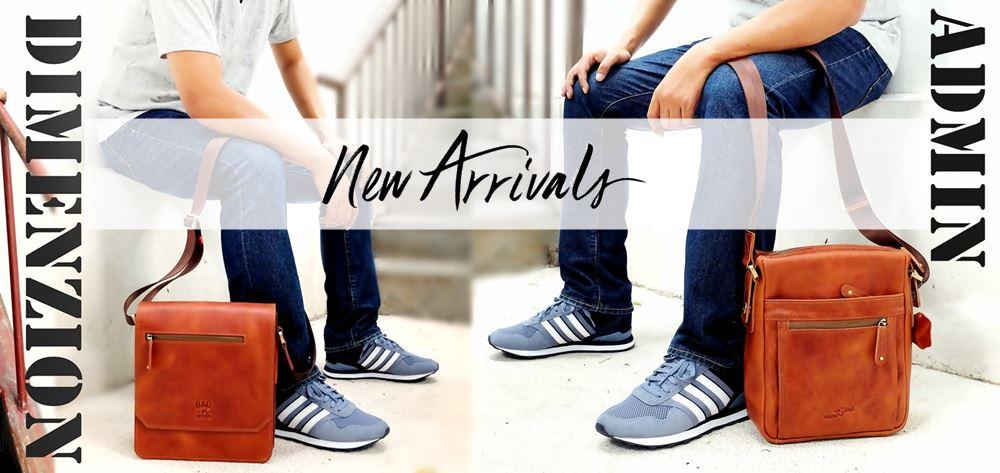 กระเป๋าผู้ชาย Vertical รุ่นใหม่ 2018