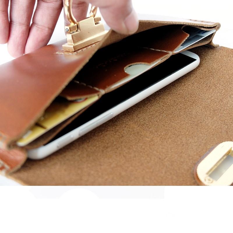 inside bag wallet card slot