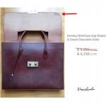 Chocolate Develop Briefcase