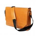 Messenger Macbook Smart Satchel Caramel Color กระเป๋าเมสเซนเจอร์ สีคาราเมล