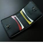 Simone Sonata BB Series กระเป๋าสตางค์ ผู้ชาย  หนังแท้ HANDMADE