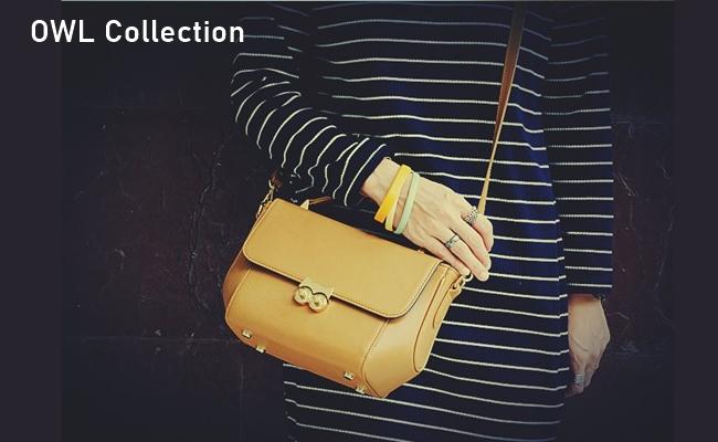 กระเป๋าถือ หนังแท้ ผู้หญิง