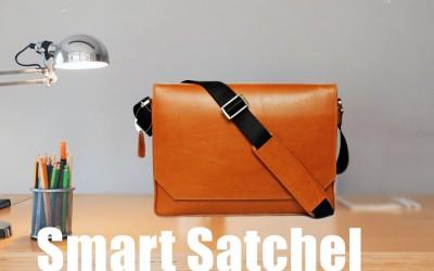 กระเป๋าเอกสาร Smart Satchel for Macbook Air / Pro