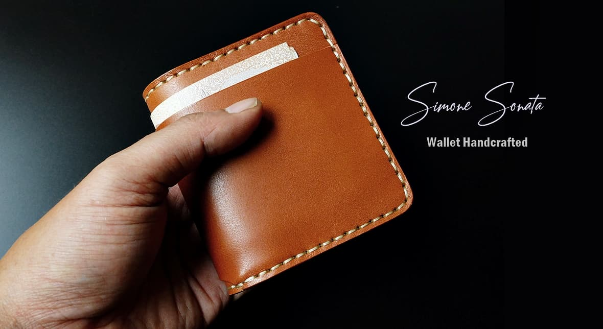 Wallet formen small leather goods
