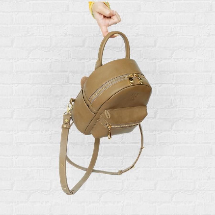 2801e4c4f5 กระเป๋าเป้ไซด์เล็ก Caramel Angel Mini Backpack ( คาราเมล แองเจิล มิ ...