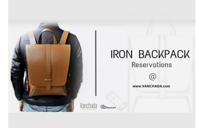 IRON BACKPACK RESERVATION