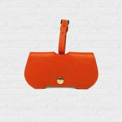ซองแว่นตา Orange Pebble B.Cover Hanging Out