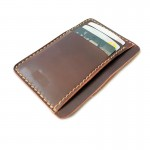 Rocky Card wallet Brown