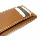 Rocky Card wallet Tan