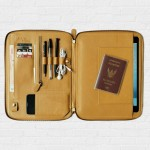 Tech. Folio Nude Color Cowhide full grain ESSENTIAL Journey