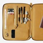 Tech. Folio Nude Color Cowhide full grain ESSENTIAL Journey
