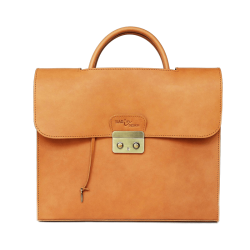 Develop Briefcase Tan