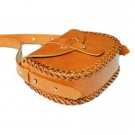 Weave Saddle bag