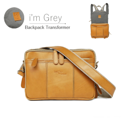 Backpack i'm Grey