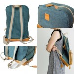 Backpack i'm Rusty Jean